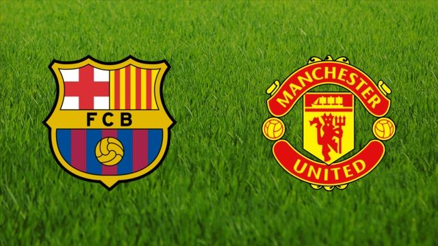 Barcelona - Manchester United