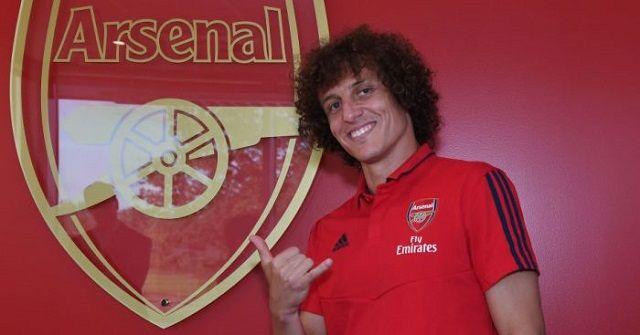 David Luiz o transferu u Arsenal