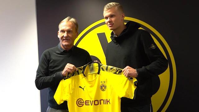 zbog čega je Haaland izabrao Dortmund