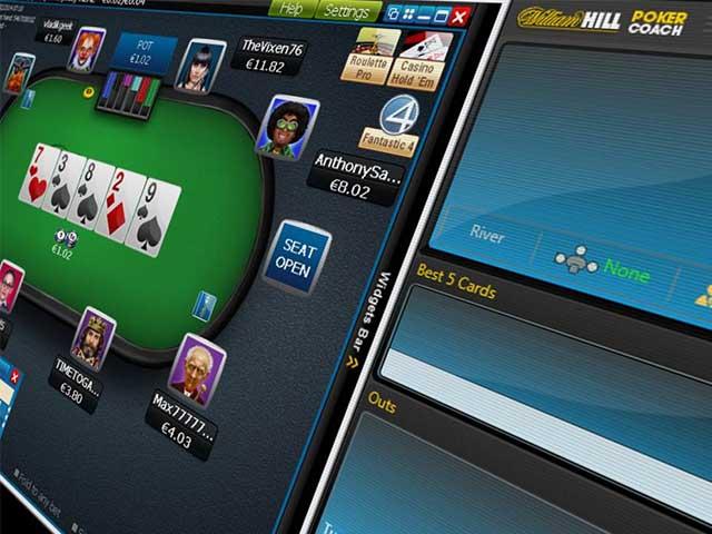 Poker William Hill