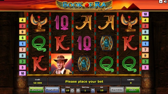 book of ra 888 casino