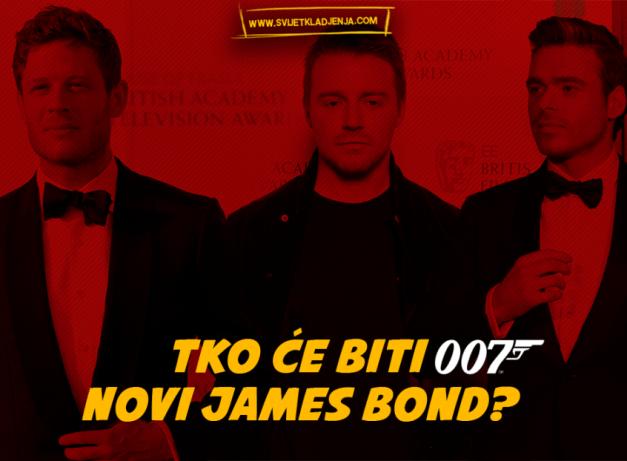 novi James Bond