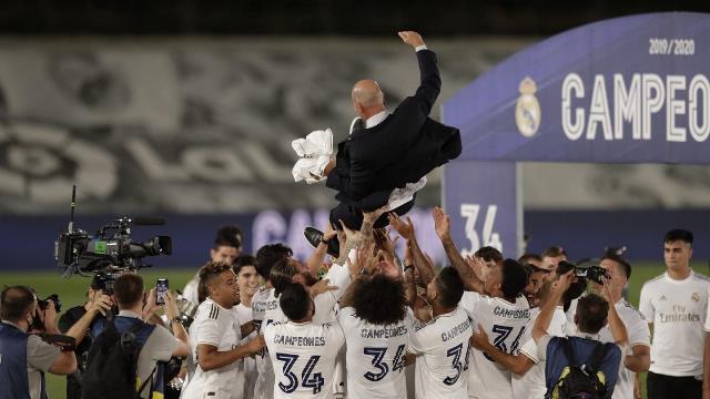 naslov prvaka Španjolske