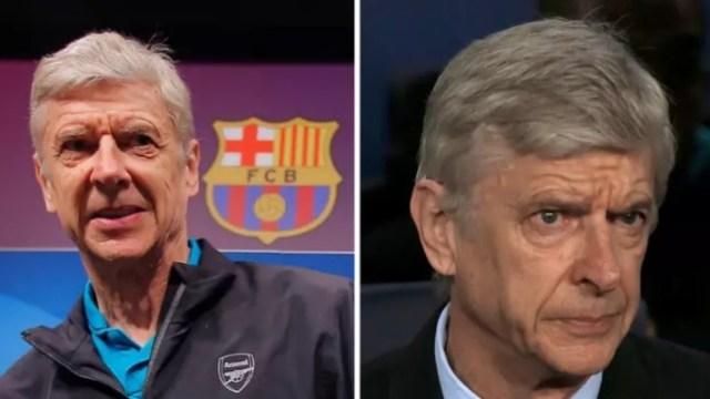 Arsene Wenger odbio