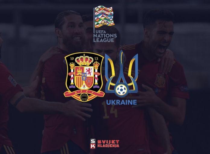 Španjolska - Ukrajina