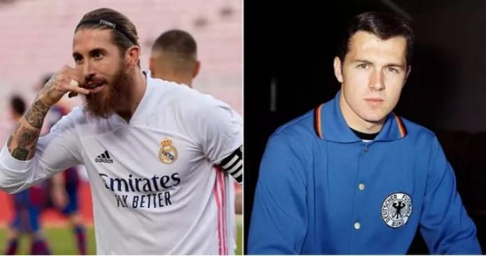 Sergio Ramos proglašen