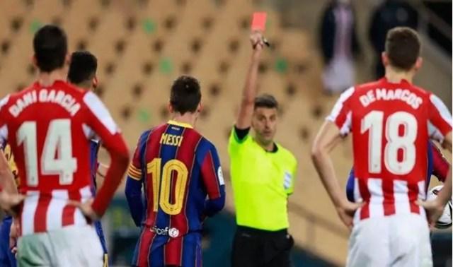 Messi dobio