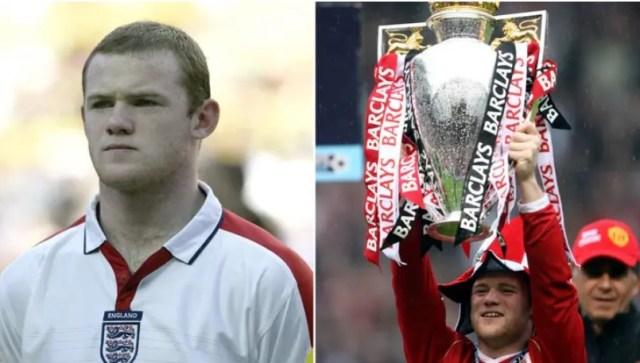 Wayne Rooney okončao