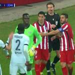(VIDEO) Prljav potez Suareza nad Rudigerom prošao nekažnjeno!