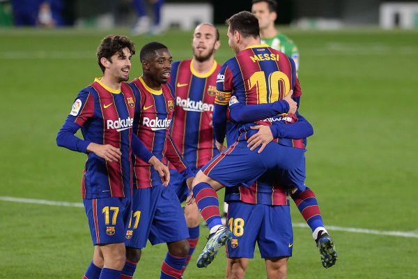 Igrači Barcelone