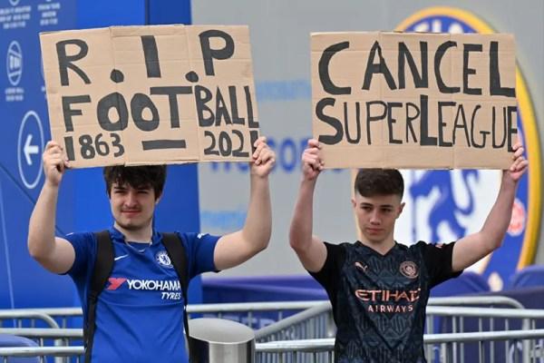 Superliga se raspada