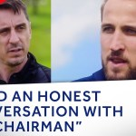 Harry Kane discusses his future with Gary Neville | The Overlap