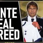 Is Antonio Conte the new Tottenham manager? Lukaku to Chelsea STILL ON✅ Football Terrace