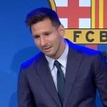 Lionel Messi otkrio svoje najveće žaljenje u Barceloni nakon emotivnog oproštaja!