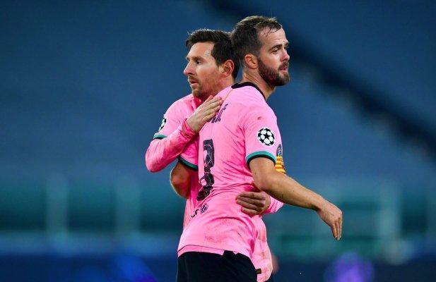 Lionel Messi prišao