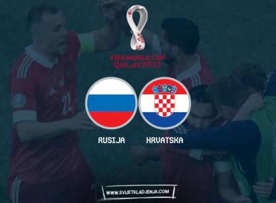 Rusija - Hrvatska