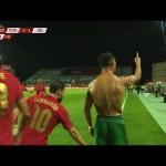 (VIDEO) Pogledajte što je Pepe radio nakon što je Ronaldo sinoć postigao gol za pobjedu!