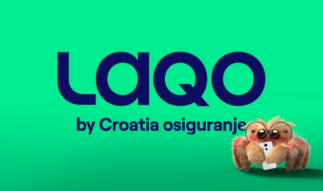 Croatia osiguranje lansiralo LAQO