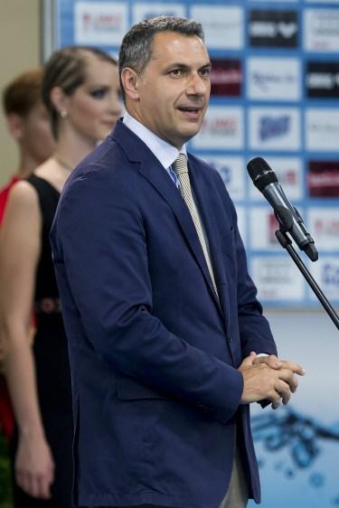 Opening Ceremony LEN 43rd Arena European Junior Swimming Championships Hodmezovasarhely, Hungary Day01 06-07-2016 Photo Andrea Masini/Deepbluemedia/Insidefoto