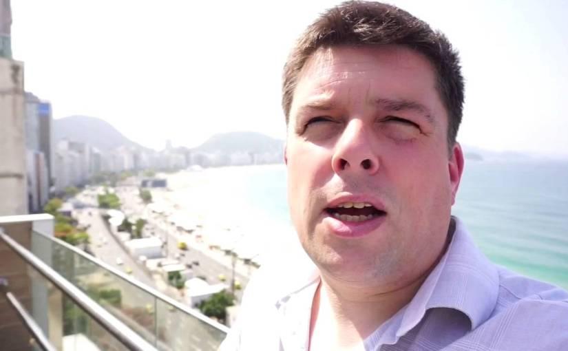 Rókur í Rio – Pool barrin