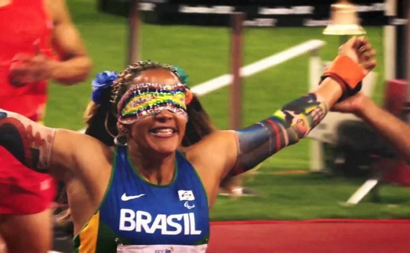 Beinleiðis stroyming frá Paralympisku Leikunum í Rio