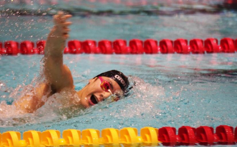 Pál víðari til finalu í 400 frí á North Sea Swim Meet 2016