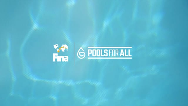 Pools for All eru 5 góð boð frá FINA uppá brúkiligar svimjihallir