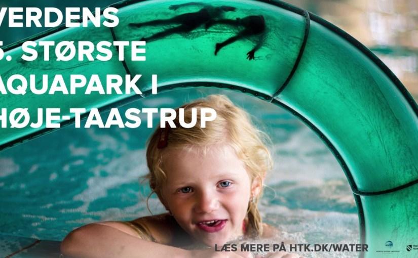 Danir byggja risa vatnland í Høje-Taastrup