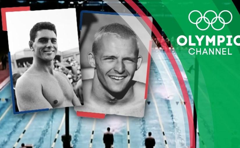 Kappingin sum broytti Olympiska svimjing – Devitt vs Larson á OL 1960 í Rom