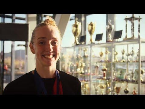 Hilda Luthersdottir | Icelandic Swimmer | Trans World Sport