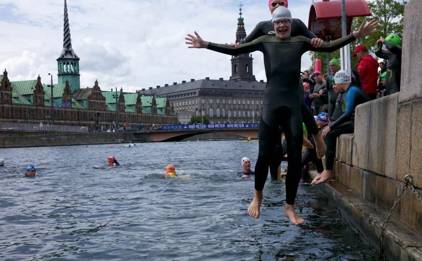Jon varð nr 10 í sínum bólki í Christiansborg Rundt 2018