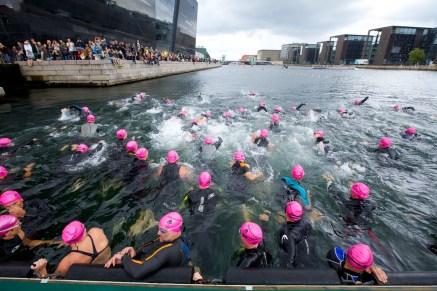 Christiansborg rundt 2013Swim event TF Christiansborg Rundt 2018.