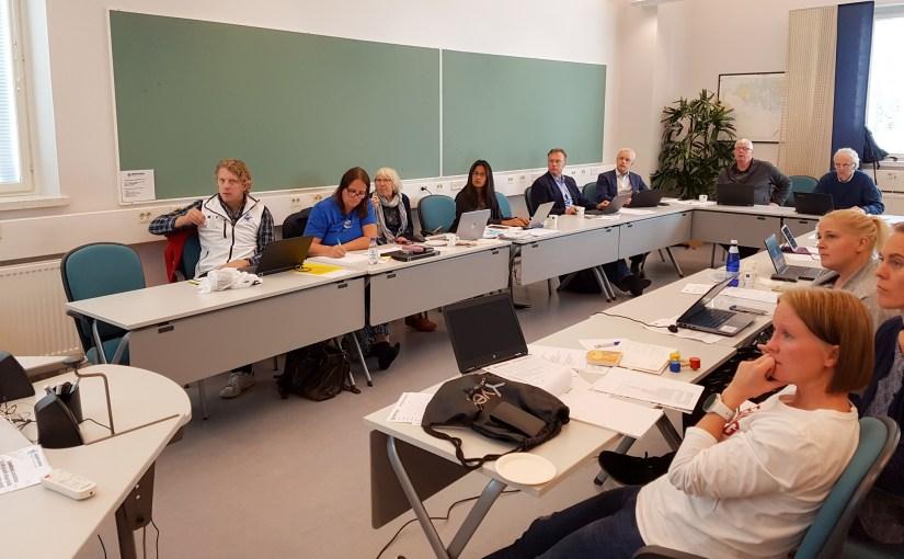 Ársfundur hjá NLSG í Finnlandi