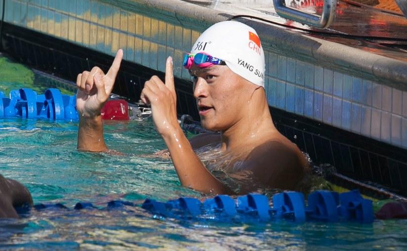 Meira um Wada vs Sun Yang & FINA hoyringina hjá CAS í morgin