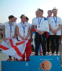 Jersey ætlar at vinna á Guernsey í svimjing