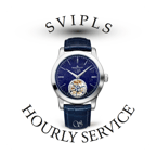 SVIPLS Hourly Service Icon