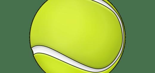 Ball Tennis Sport Round Circle  - Jorgeduardo / Pixabay