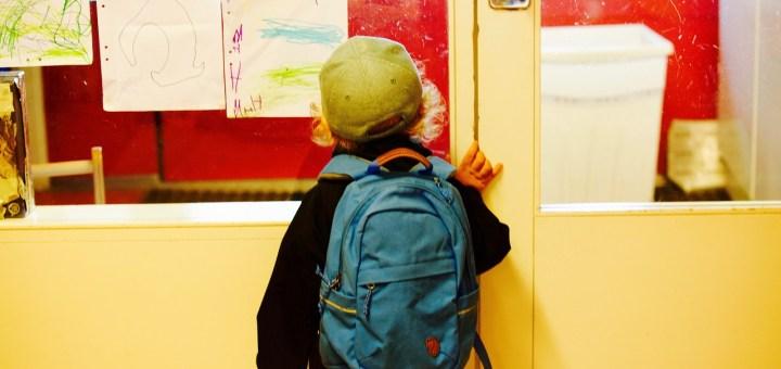Entry To School Schoolboy School  - TJENA / Pixabay