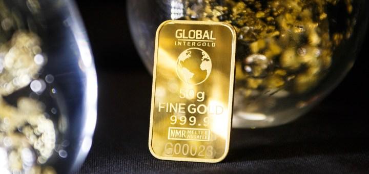 Gold Is Money Gold Bars Gold Shop  - hamiltonleen / Pixabay