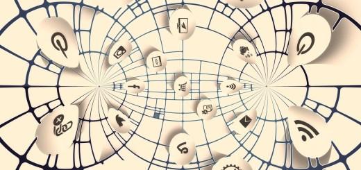 Icons Network Social Media Internet  - geralt / Pixabay