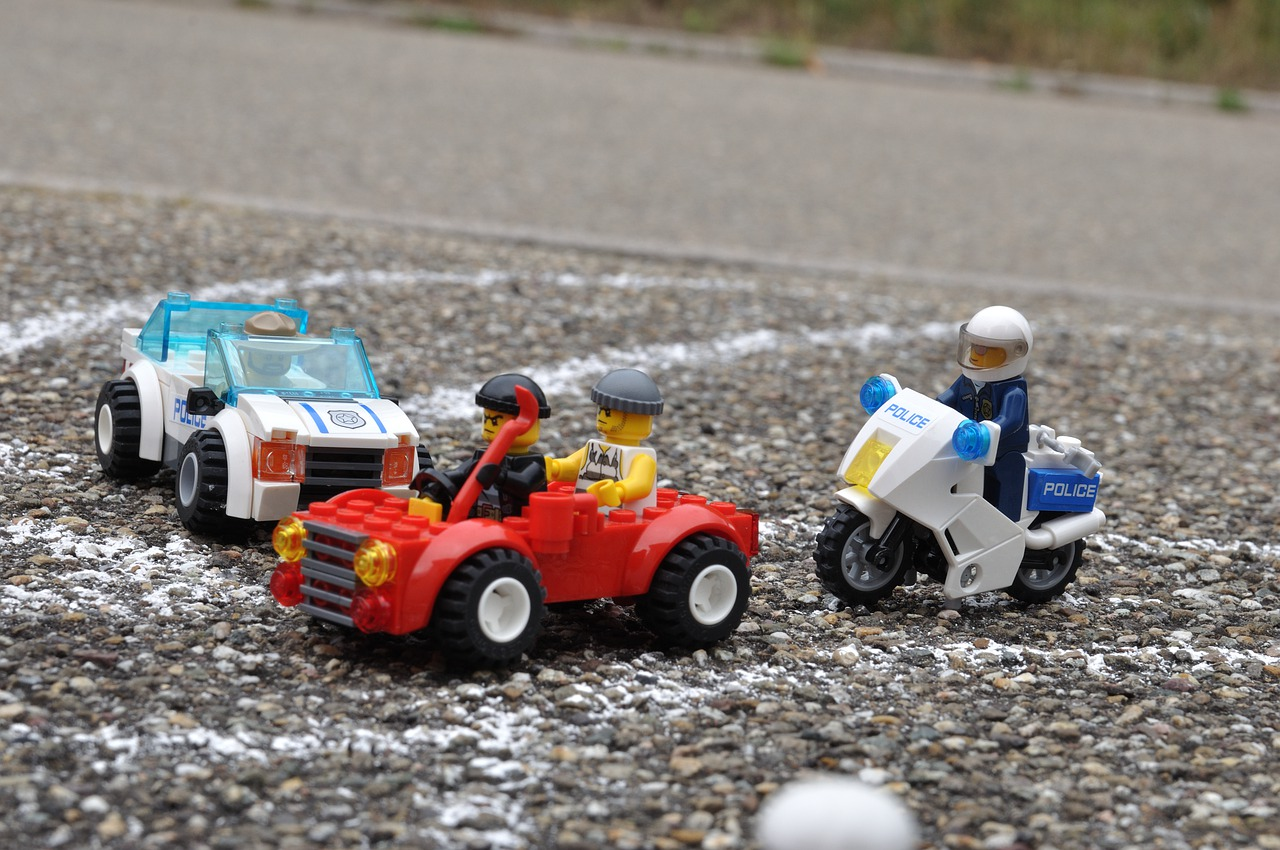 Lego Toys Miniature Lego Models  - Tutanchamun / Pixabay