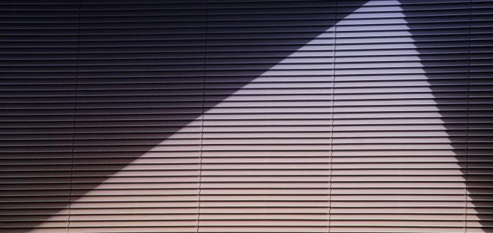 Shadow Light Blinds Wall  - StockSnap / Pixabay