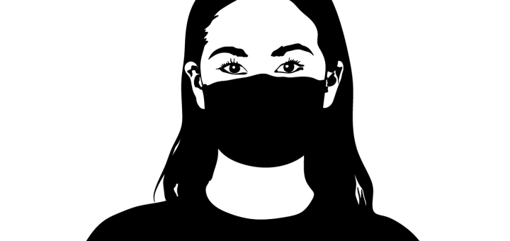 Woman Mask Protection Face  - Hachipa / Pixabay