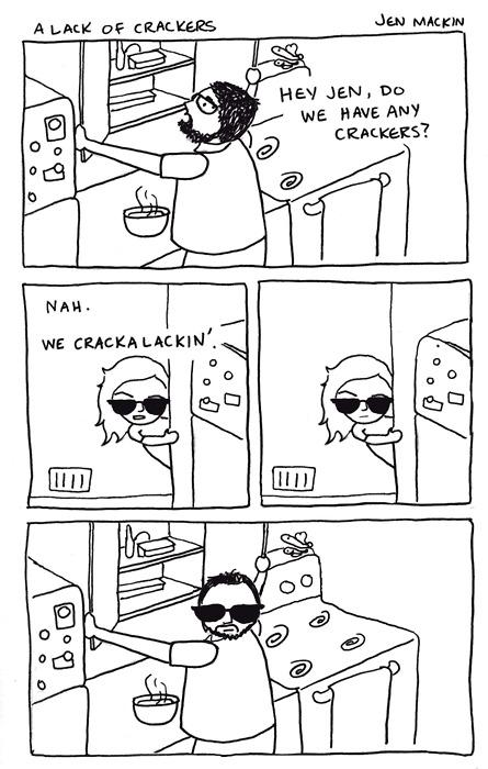 crackalackin