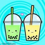 Bubble tea buddies