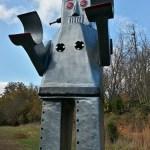 Roboto says happy Halloween!