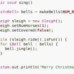 SQL CLAUSE / watched white christmas