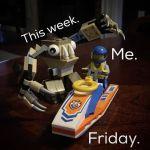 Pretty much. — #lego #friday #weekend #legofriday #legomeme #memelego #meme #mixels #mixel #legomixels #41523 #lego41523 #hoogi #legohoogi