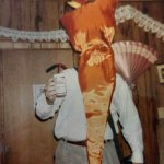 Me as flaming carrot, Halloween 1988. Mask (and tbt photo) courtesy of Laura, who hadn't q… https://t.co/P1OvZcqIml https://t.co/RuFrcg0N7Q