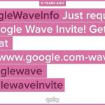 Hey kids! Remember Google wave? No? Me neither. https://t.co/RpPm5zsYZg https://t.co/UuwOXZPoFF